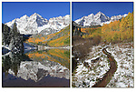 The lakeside shot is a classic, but explore and try to get something different. <br />