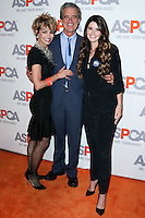 BEL AIR, CA, USA - OCTOBER 22: Kathy Taggares, Bobby Shriver, Katherine Schwarzenegger arrive at the 2014 ASPCA Compassion Award Dinner Gala held at a Private Residence on October 22, 2014 in Bel Air, California, United States. (Photo by Xavier Collin/Celebrity Monitor)