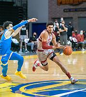 Stanford Basketball M v UCLA, January 23, 2021