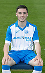 St Johnstone FC Season 2017-18 Photocall<br />Cameron Thomson<br />Picture by Graeme Hart.<br />Copyright Perthshire Picture Agency<br />Tel: 01738 623350  Mobile: 07990 594431