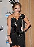 Demi Lovato at The 2010 American Music Award Nomination Announcements held at The JW Marriott Los Angeles at L.A. Live in Los Angeles, California on October 12,2010                                                                               © 2010 Hollywood Press Agency