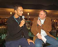 23-2-06, Netherlands, tennis, Rotterdam, ABNAMROWTT, tennisplaza, ABNAMRO sportsbar, intervieuw with Parmar