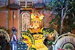 Legong Tanz, Fuerstenpalast, Ubud, Bali