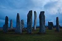 Callanish Standing Stones, Isle of Lewis, Western Isles, Scotland