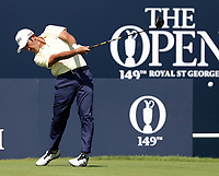 2021 The Open Championship Golf First Round Jul 15th