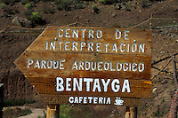 Spanien, Kanarische Inseln, Gran Canaria, Nationalpark Bentaiga