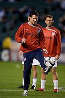Heath Pearce..USA vs Honduras, Saturday Jan. 23, 2010 at the Home Depot Center in Carson, California. Honduras 3, USA 1.