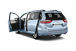Car images of2015 Toyota Sienna Limited V6 8-Passenger 5 Door Mini Van Doors