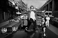 FILE PHOTO -  Rockabilly en 1980<br /> <br /> PHOTO :  Andre Boucher - Agence quebec Presse<br /> <br /> HI RES Sur demande - aucune restriction