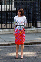 Samantha Cameron.<br /> <br /> London, 24/06/2016. The United Kingdom decided to leave the European Union. The British people voted (Turnout 72.2%): 51,9% to leave the EU (17,410,742 Votes) versus 48,1% to remain in the EU (16,141,241 Votes).<br /> <br /> For the full caption please find the 2-page PDF attached at the beginning of this story.<br /> <br /> For more information abou the result please clich here: http://www.bbc.co.uk/news/politics/eu_referendum/results