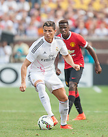 Manchester United vs Real Madrid, August 2, 2014