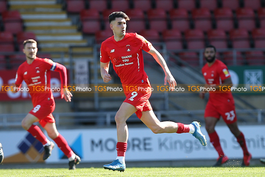 Conor Wilkinson of Leyton Orient during Leyton Orient vs Walsall, Sky Bet EFL League 2 Football at The Breyer Group Stadium on 5th April 2021
