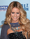 Aubrey O'Day attends Perez Hilton's Blue Ball held at Siren Studios in West Hollywood, California on March 26,2011                                                                               © 2010 DVS / Hollywood Press Agency