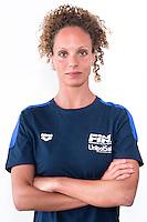 PERRUPATO Mariangela<br /> Italy Synchronized swimming Team<br /> Olympic Team Rio 2016<br /> Photo Giorgio Scala/Deepbluemedia/Insidefoto
