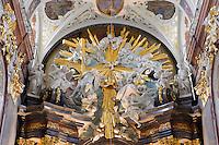 Paulinenkloster+Kirche in Tschenstochau (Czestochowa), Woiwodschaft Schlesien (Województwo śląskie), Polen, Europa<br /> Pauline church and monastery in Tschenstochau, Poland, Europe, UNESCO heritage site