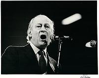 Rene Levesque ,7 decembre 1980