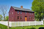 Henry Jolah Meigs house, 1808