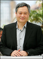 ANG LEE - PHOTOCALL OF THE MOVIE 'TAKING WOODSTOCK' - 62ND FILM FESTIVAL OF CANNES 2009.