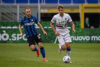 inter-sampdoria - milano 8 maggio 2021 - 35° giornata Campionato Serie A - nella foto: ramirez ed eriksen