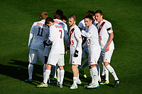 Chester, PA - Sunday December 10, 2017: Indiana University. Stanford University defeated Indiana University 1-0 in double overtime during the NCAA 2017 Men's College Cup championship match at Talen Energy Stadium.