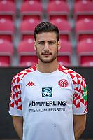 16th August 2020, Rheinland-Pfalz - Mainz, Germany: Official media day for FSC Mainz players and staff; Keeper Omer Hanin FSV Mainz 05