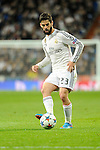Real Madrid´s Isco during 2014-15 Champions League match between Real Madrid and FC Shalke 04 at Santiago Bernabeu stadium in Madrid, Spain. March 10, 2015. (ALTERPHOTOS/Luis Fernandez)