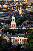 Eliot and Lowell Harvard University Cambridge MA