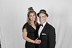New Years Eve Wedding Photo booth<br /> Tarrytown House Wedding<br /> December 31, 2019