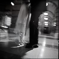 Ballroom dancers<br />