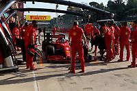 31st October 2020, Imola, Italy; FIA Formula 1 Grand Prix Emilia Romagna, Qualifying;  5 Sebastian Vettel GER, Scuderia Ferrari Mission Winnow