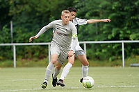 Alexander Fiedler (Stockstadt) - Rüsselsheim 22.08.2021: SV Alemannia Königstädten vs. SKG Stockstadt, Kreisliga A