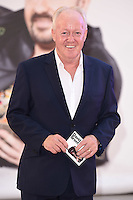 """Keith Chegwin<br /> arrives for the """"David Brent: Life on the Road"""" premiere at the Odeon Leicester Square, London.<br /> <br /> <br /> ©Ash Knotek  D3143  10/08/2016"""
