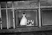 Donets'k, Ukraine.August 1998.A shop window in the city center..