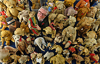 Bear with me! Collection of childhood toys could fetch up to £120,000 at auction.