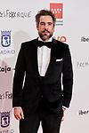 Unax Ugalde attends to XXV Forque Awards at Palacio Municipal de Congresos in Madrid, Spain. January 11, 2020. (ALTERPHOTOS/A. Perez Meca)