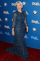 CENTURY CITY, CA - JANUARY 25: Helen Mirren at the 66th Annual Directors Guild Of America Awards held at the Hyatt Regency Century Plaza on January 25, 2014 in Century City, California. (Photo by Xavier Collin/Celebrity Monitor)
