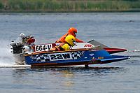 22-W, 664-V   (Outboard Hydroplanes)