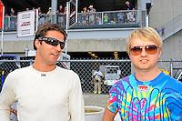 #2 & #8 Starworks Motorsports Ford/Riley. Lucas Luhr (L) & Ryan Dalziel   class: Daytona Prototype (DP)
