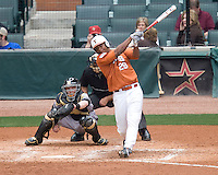 NCAA Baseball featuring the Texas Longhorns against the Missouri Tigers. Keyes, Kevin 5041  at the 2010 Astros College Classic in Houston's Minute Maid Park on Sunday, March 7th, 2010. Photo by Andrew Woolley