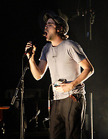 Montreal  (QC) CANADA - July 5 2009- Patrick Watson<br />  - PHOTO D'ARCHIVE :  Agence Quebec Presse
