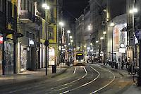 - Milan, Torino street<br /> <br /> - Milano, via Torino