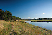 The River Lossie, Lossiemouth, Moray