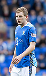 St Johnstone v Aberdeen…15.09.18…   McDiarmid Park     SPFL<br />Blair Alston<br />Picture by Graeme Hart. <br />Copyright Perthshire Picture Agency<br />Tel: 01738 623350  Mobile: 07990 594431