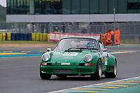 #911 ALAIN GADAL / JEAN-CLAUDE ANDRUET -  PORSCHE / 911 CARRERA RSR 2.8 / 1973 GT1