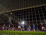 29.02.2020 Hearts v Rangers: Ianis Hagi shoots over