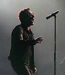 Bono of U2 performs on the bands 360? Tour at Lincoln Financial Field in Philadelphia, Pennsylvania, USA July 14, 2011. Copyright EML/Rockinexposures.com.