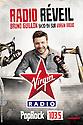 Publicité<br /> Virgin Radio<br /> Bruno Guillon