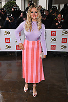 Emily Attack<br /> arriving for the TRIC Awards 2019 at the Grosvenor House Hotel, London<br /> <br /> ©Ash Knotek  D3487  08/03/2019