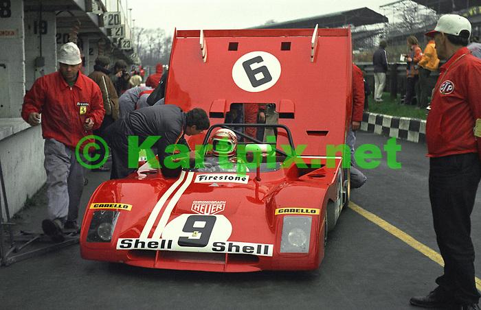 BOAC 1000 Kilometres World Championship Sports Car Race