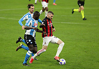 Milano 14-03-2021<br /> Stadio Giuseppe Meazza<br /> Serie A  Tim 2020/21<br /> Milan - Napoli<br /> Nella foto: Ante Rebic                                     <br /> Antonio Saia